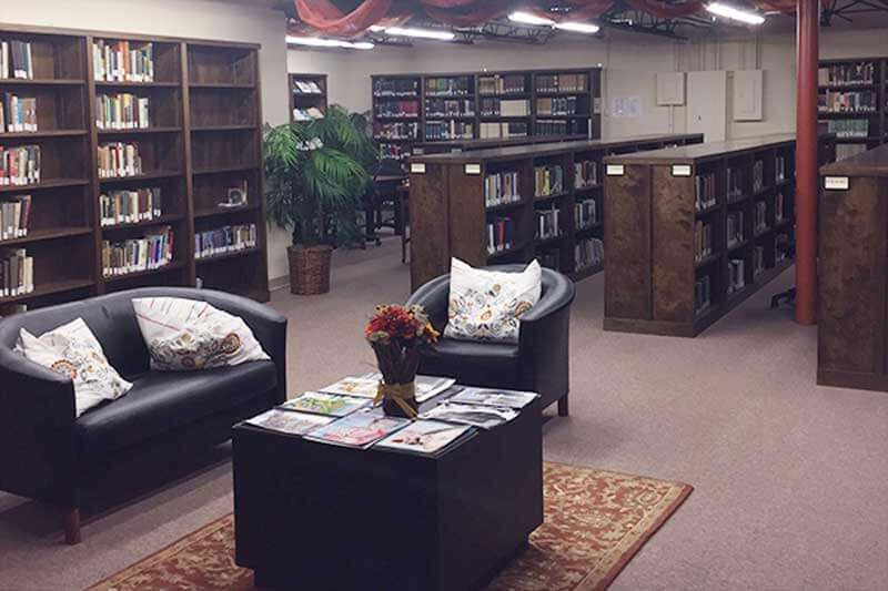 Carolina Christian College Library