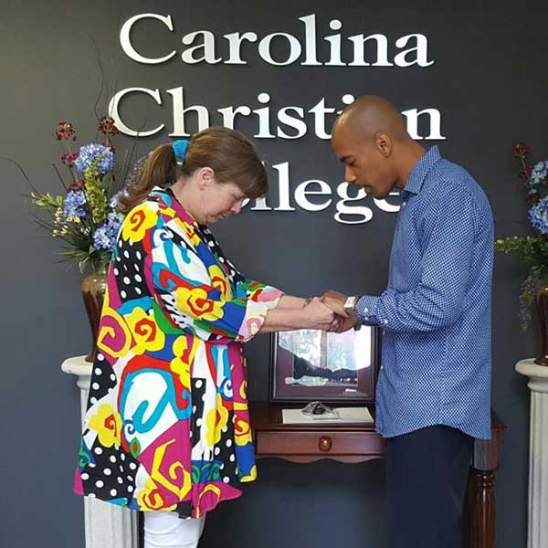 Give online and support Carolina Christian College